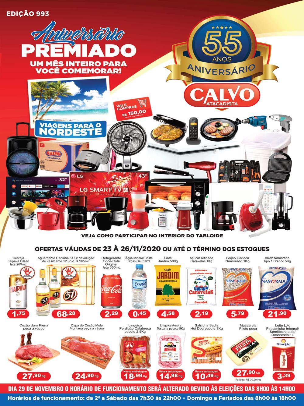 calvo-ofertas-descontos-hoje1-22 Blaci Friday Folhetos atuais