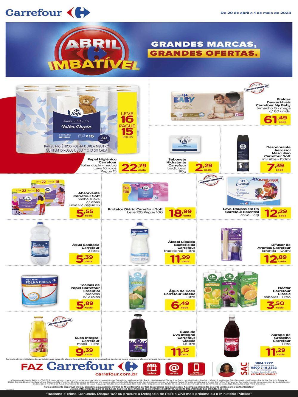 carrefour-ofertas-descontos-hoje14-17 Carrefour até 08/08