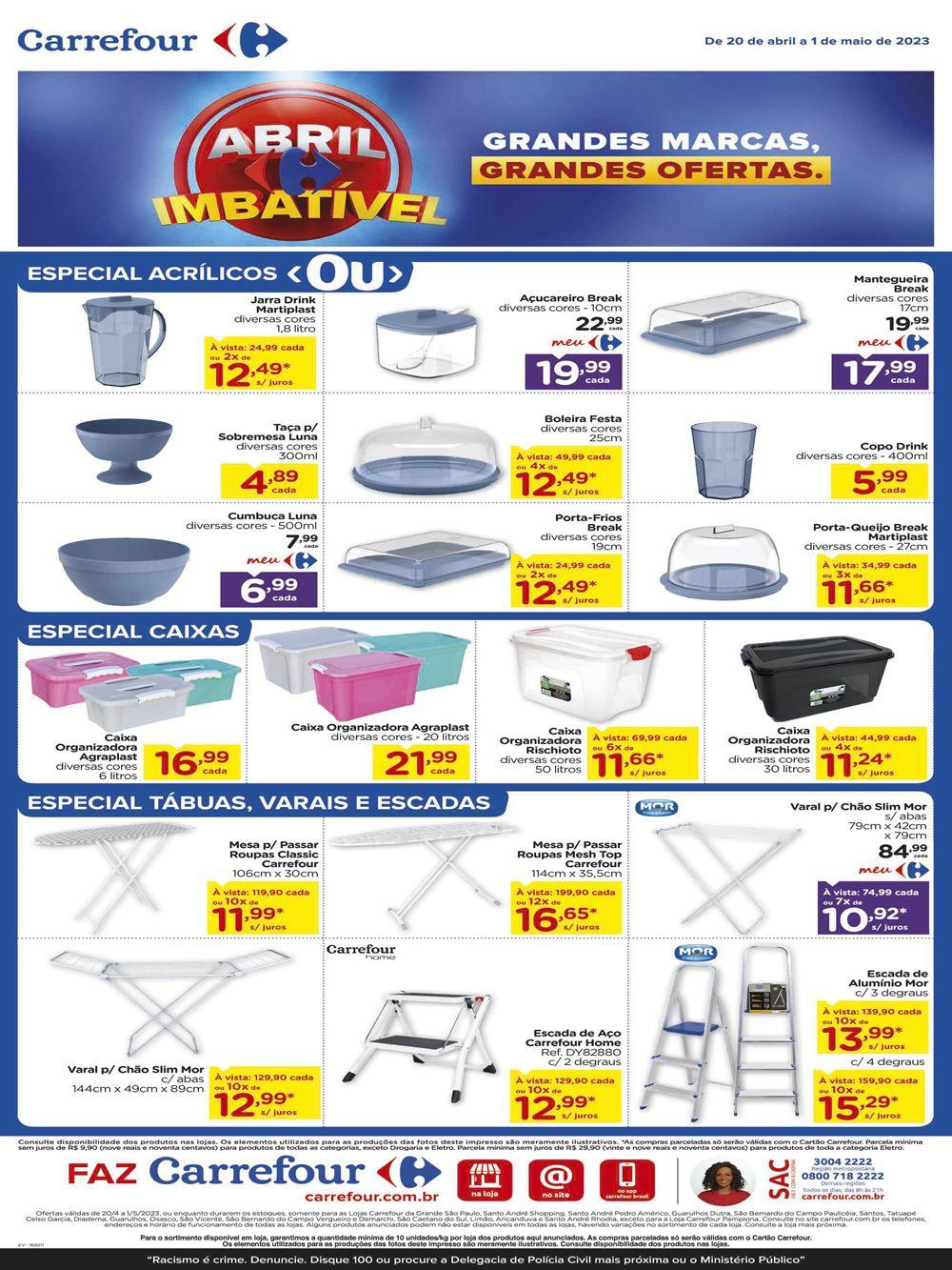 carrefour-ofertas-descontos-hoje17-7 Carrefour até 19/05