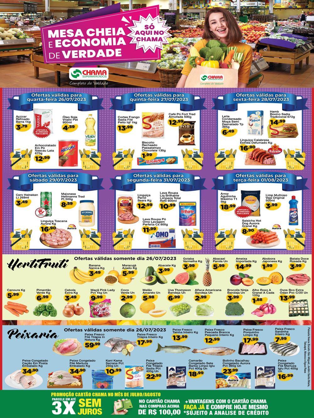 chama-ofertas-descontos-hoje1-24 Ofertas de supermercados
