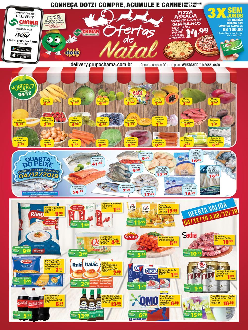 chama-ofertas-tabloide1 Ofertas de supermercados - Black Friday 2019