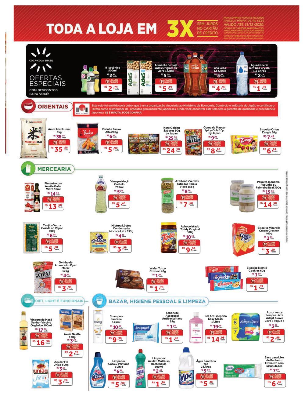 hirota-ofertas-descontos-hoje3-4 Black Friday Hirota até 30/11