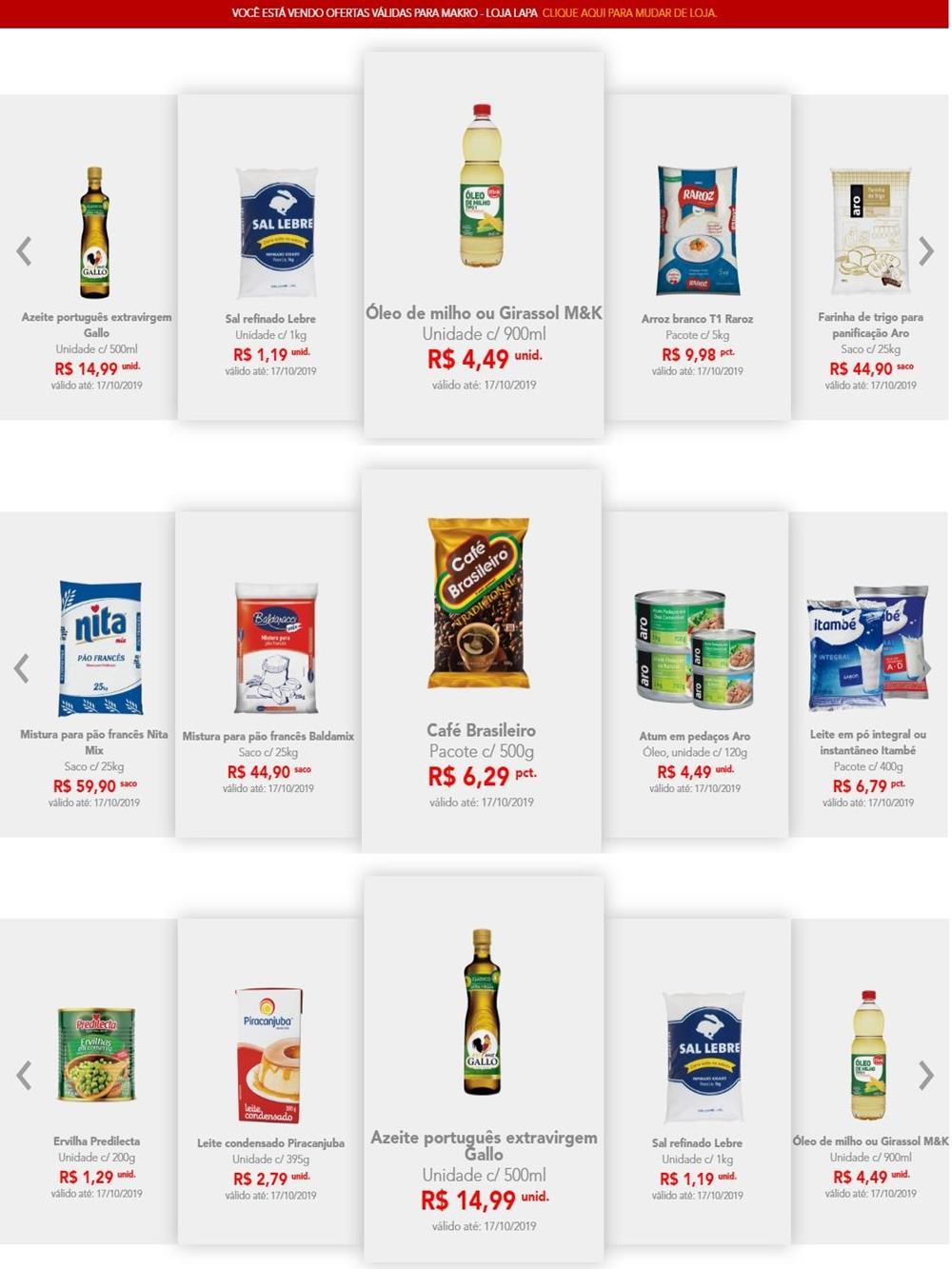makro-Ofertas-Tabloide1 Ofertas de supermercados - Black Friday 2019