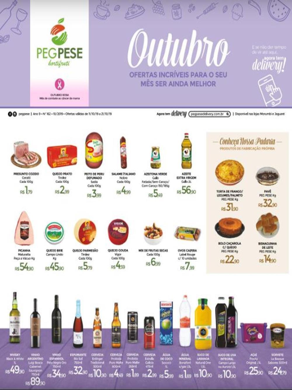 pegpese-Ofertas-Tabloide1 Ofertas de supermercados - Black Friday 2019