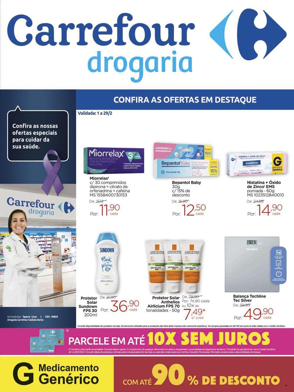carrefour-Ofertas-drogaria1 F de Semana Carrefour até 26/01